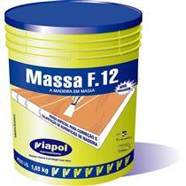 Massa Acrilica F-12 1.65 Kg Mogno - 2336 - FUSECOLOR
