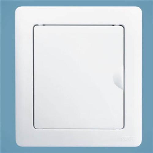 Quadro de Distribuição para 3 Disjuntores NEMA ou 4 DIN tp Branco - 2583 - FAME
