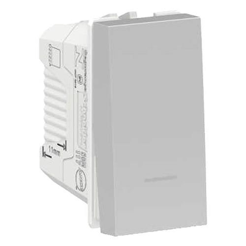 Módulo Interruptor Simples 10A 250V 1M Alumínio - S70110174 - SCHNEIDER