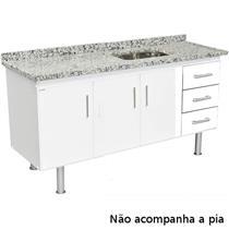 Gabinete primax 1.72 branco     primolar  - 50152 - PRIMOLAR