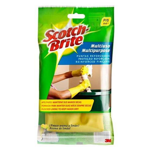 Luvas Scotch Brite Multiuso Pequena - HB004071419 - 3M