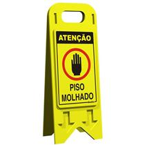 Cavaletes em Poliestireno Piso Molhado - 700 AB - SINALIZE