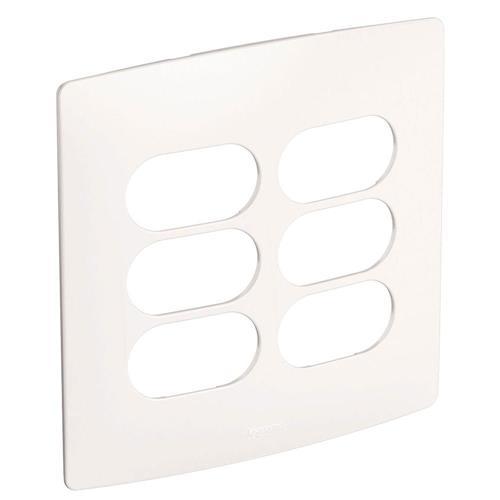 Placa 3+3 posto 4x4 ny sal          pial  - 663430 - PIAL-THESI