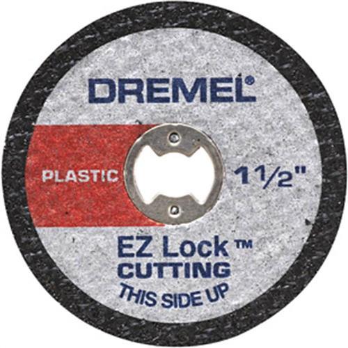 """Disco de Corte Para Plastico EZ Lock 1.1/2"""" Dremel - EZ476 - BOSCH"""
