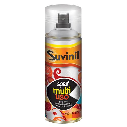 Spray Multi Uso Branco Fosco 400ml - 54629103 -  SUVINIL