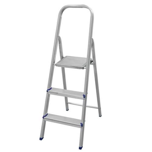 Escada de Alumínio Com 3 Degraus - 153.01.03 - METALMIX