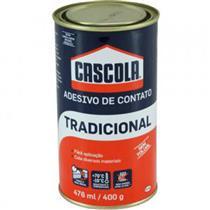 Cascola Tradicional Sem Toluol 400g - 1406655 - ALBA QUIMICA
