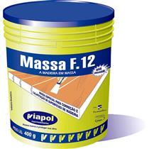 Massa Acrilica F-12 400g Castanho - 2296 - FUSECOLOR