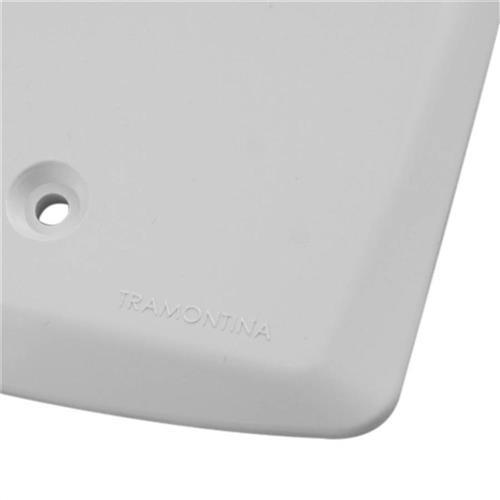Placa Cega Lux2 4x2 - 57105/001 - TRAMONTINA