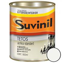 Tinta Acrílica Fosco Para Tetos 900 ml Branco Neve - 51470724 - SUVINIL