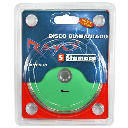 Disco Diamantado Contínio Rayo 105mm - 4509 - STAMACO