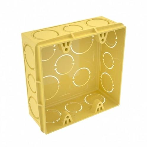Caixa embutir 4x4 quadrada    tramontina  - 7891435004878 - TRAMONTINA