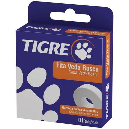 Fita Veda Rosca 18mm x 25m - 54.50.190.0 - TIGRE