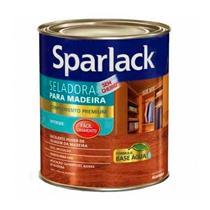 Selador Sparlack Para Madeira a Base de Água 900ml - 5203192 - CORAL
