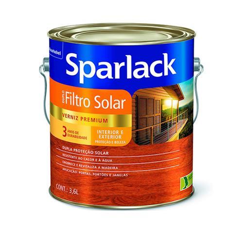 Sparlack Filtro Solar Secagem Rápida Acetinado 3.6 Litros - 5203217 -  CORAL