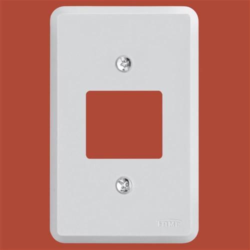 Placa Espelho 4x2 F2 Série Gris - 0226 - FAME