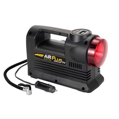 Compressor Air Plus 12V Digital - 920.11630 - SCHULZ