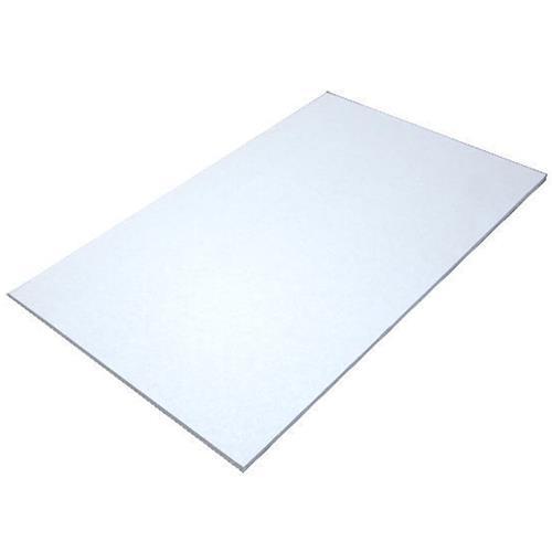 Gesso em Placa Standard Branco 12,5mm 1,20 x 1,80 Metros - 510121803 - PLACO
