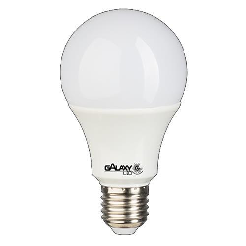 LAMPADA LED BULBO  9W 3000K CERTIFICADA