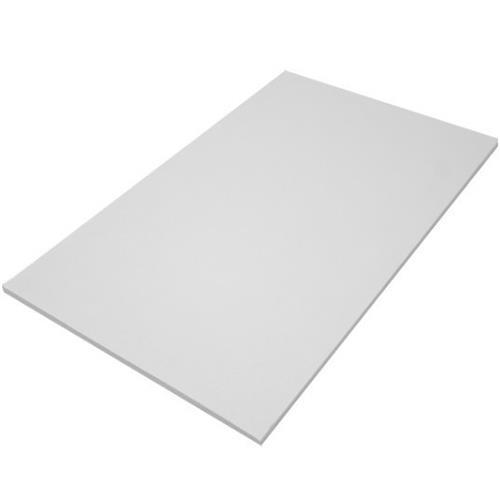 Gesso em Placa Resistente à Umidade Branco 12,5mm x 1,20m x 1,80m - 512121803 - PLACO