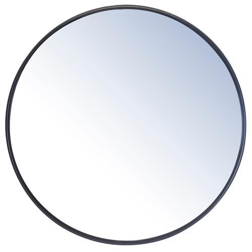 Espelho de Segurança Cinza 30cm - 2001-A - SARAIVA