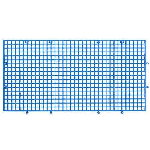 Pallet Quadriflex Azul 25x50cm 4 Toneladas - 8004AZ - SARAIVA