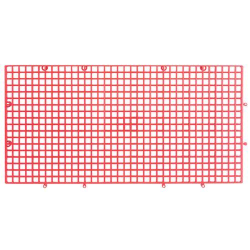 Pallet Quadriflex Vermelho 25x50cm 4 Toneladas - 8007V - SARAIVA