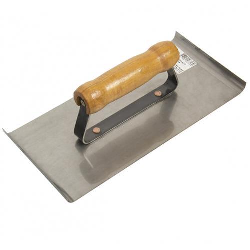 Desempenadeira de Aço Borda Curva - 60.713 - CORTAG