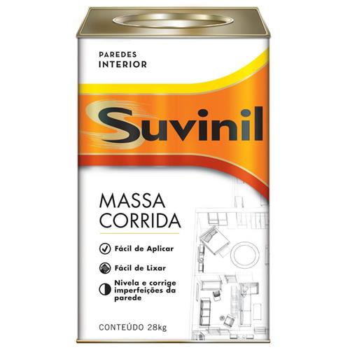 Massa Corrida PVA 18 Litros - 54014511 -  SUVINIL
