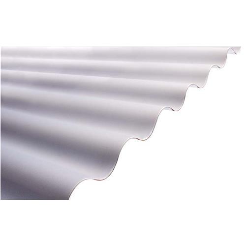 Telha Plastica Onda Baixa 1.83X1.10M 075/21 - 50.0183.10 - ATCO