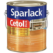 Verniz Cetol Deck Antiderrapante 3,6 Litros Semi Brilhante - 15203086 - SPARLACK