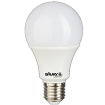 Lampada LED Bulbo 12W 6500K Certificada - 1010R - GALAXY LED