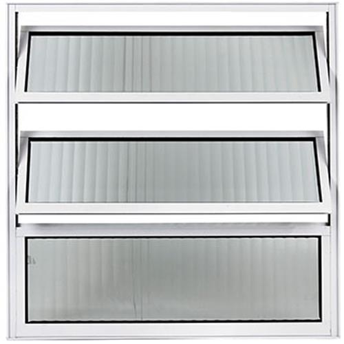 Vitrô Basculante Branco 60 x 60 - 120 - FACCE