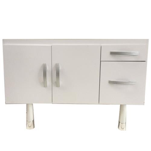 Gabinete Slim Branco 1,12 Metro - 50/881 - PRIMOLAR