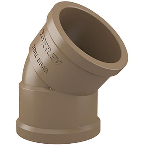 Joelho 45 Soldavel 32mm - 10120329 - Fortlev